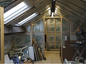 A diy loft conversion that went worryingly smoothly solutioingenieria Gallery