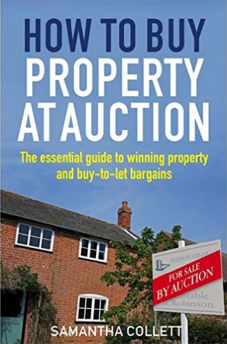 buying property at auction book