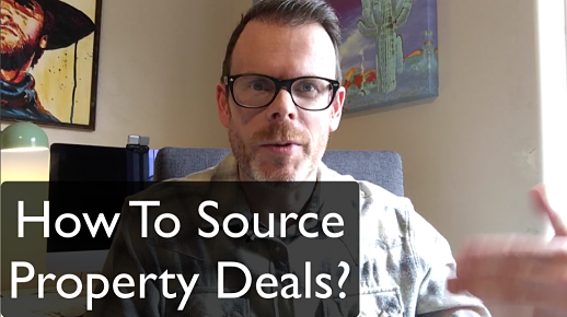 How to source property deals