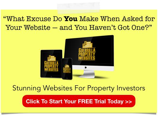 Guerrilla Property Websites - Stunning Websites for Property Investors