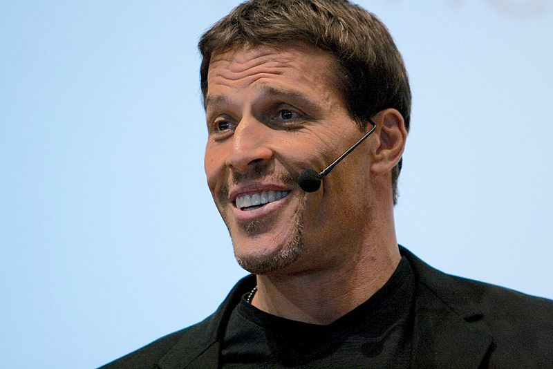 Property sourcing Tony Robbins