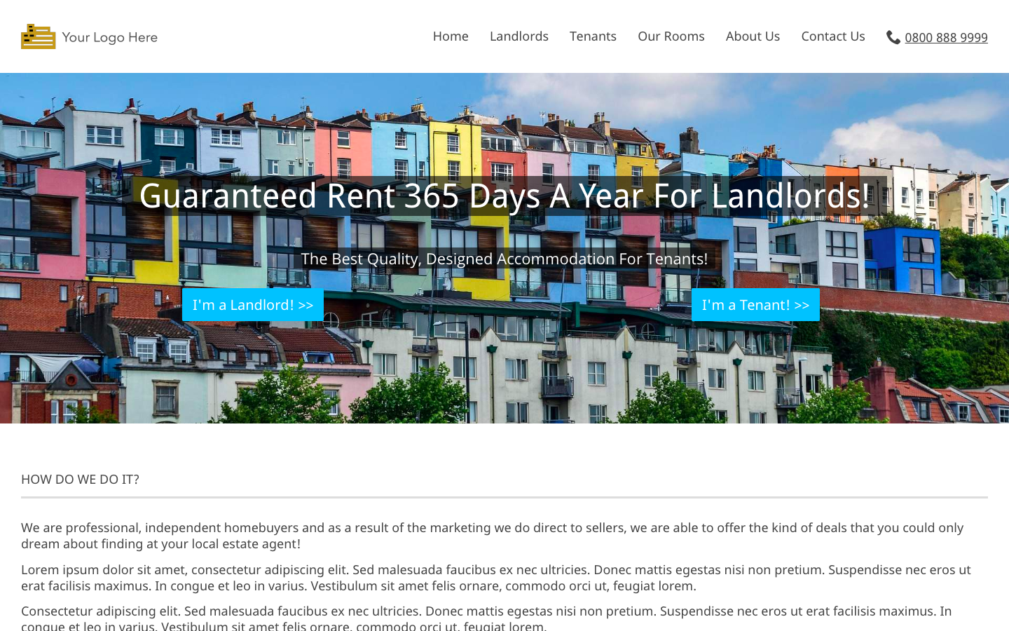 Rent to rent course