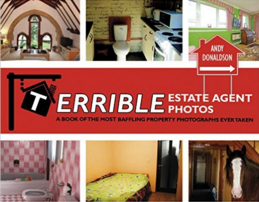 terrible real estate photos book