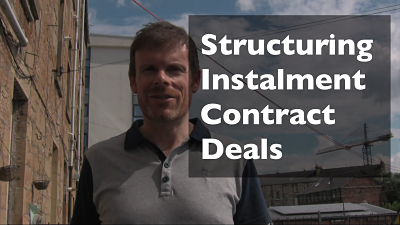 structuring property instalment contracts