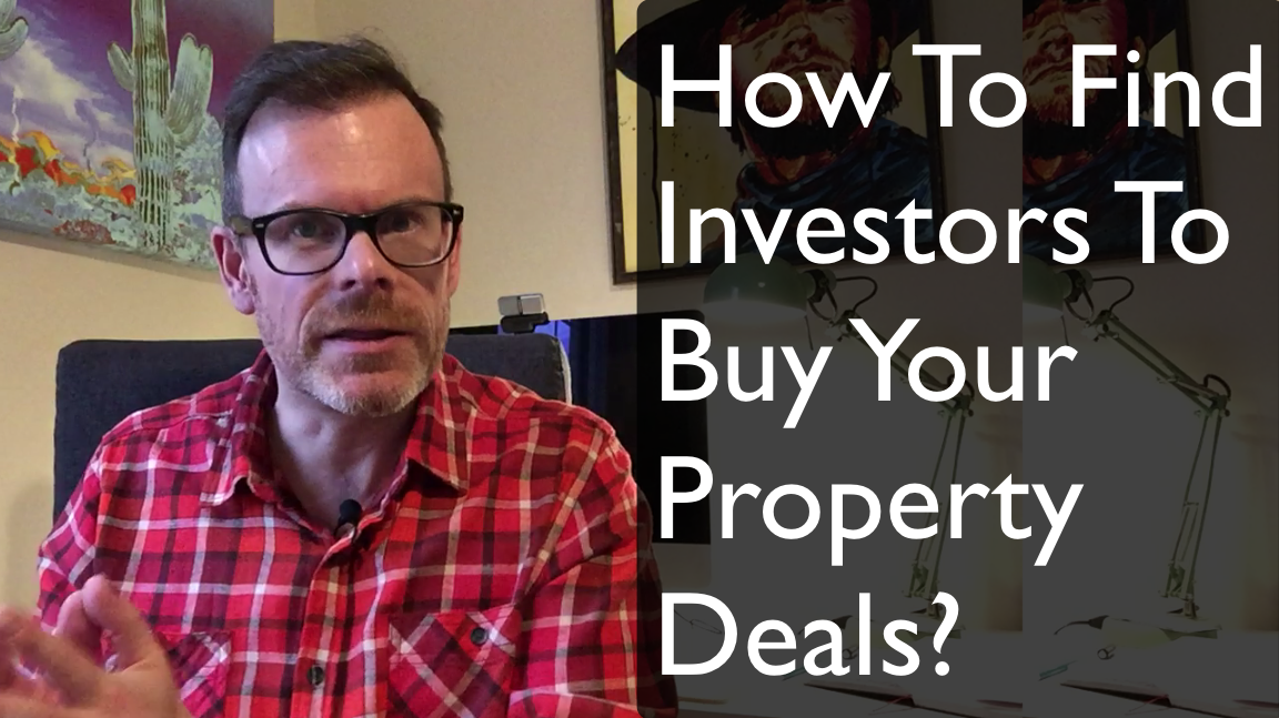 Find property investors