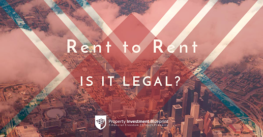 Is rent to rent legal
