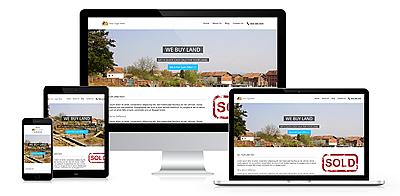 Land sourcing websites