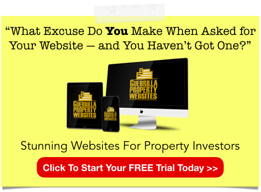 Guerrilla Property Websites - Stunning Websites for Property Investors
