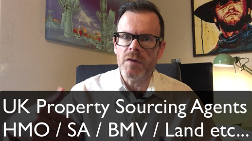 Property sourcing agents